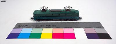 Model - SNCF CC 7100 Electric Locomotive