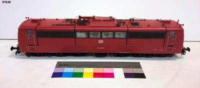 Model - Deutsche Bundesbahn 151 Electric Locomotive