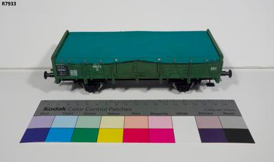 Model - Deutsche Bundesbahn Open Wagon; R7933
