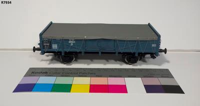 Model - Deutsche Bundesbahn Open Wagon; R7934