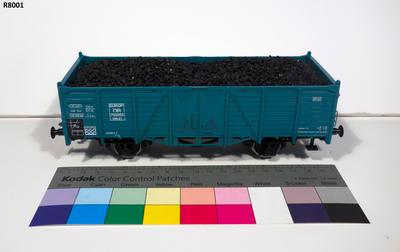 Model - Deutsche Bundesbahn High Sided Open Wagon