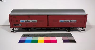 Model - Knauf sliding wall goods wagon