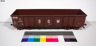 Model - SNCF Open Wagon