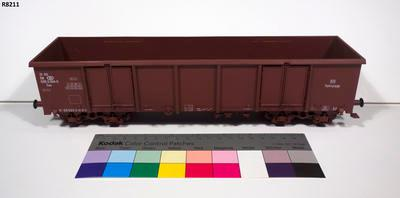 Model - SNCB Open Wagon