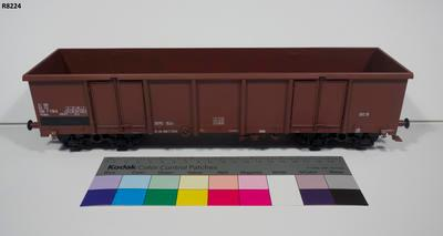 Model - Italian State Railways Open Wagon