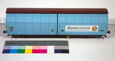 Model - Kvarnsveden Sliding Wall Wagon