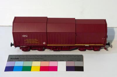 Model - CFL Telescopic Hood Wagon