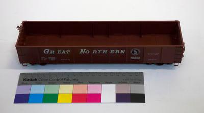 Model - Great Northern Open Wagon