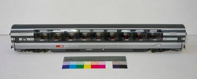 Model - SBB Eurocity First Class Panorama Car; 1995; R9249