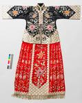 Chinese Wedding Gown (Qun Gua)
